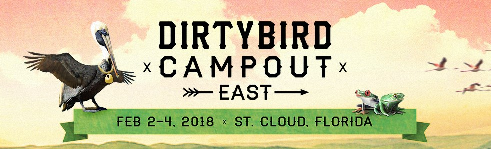Dirtybird Campout East