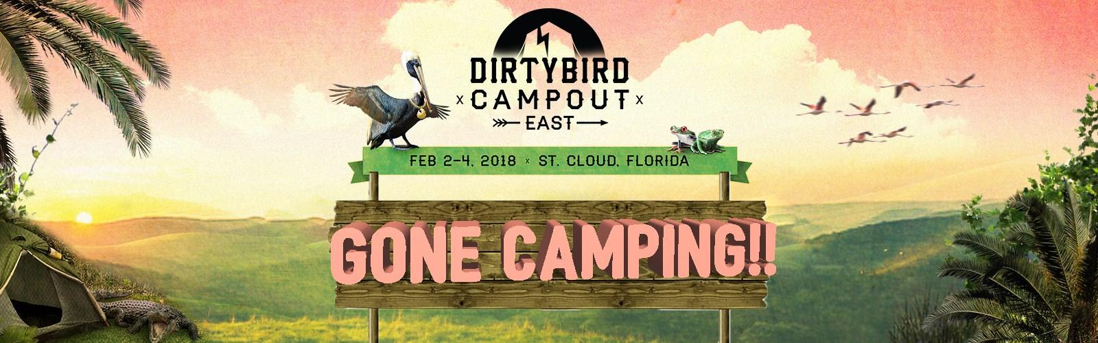 Dirtybird Campout East