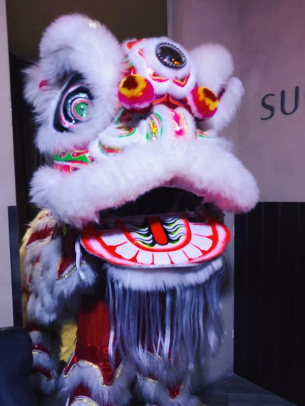 Lion Dance Sugar Miami