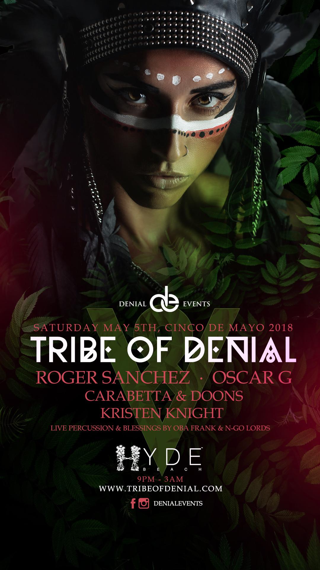 tribe of denial