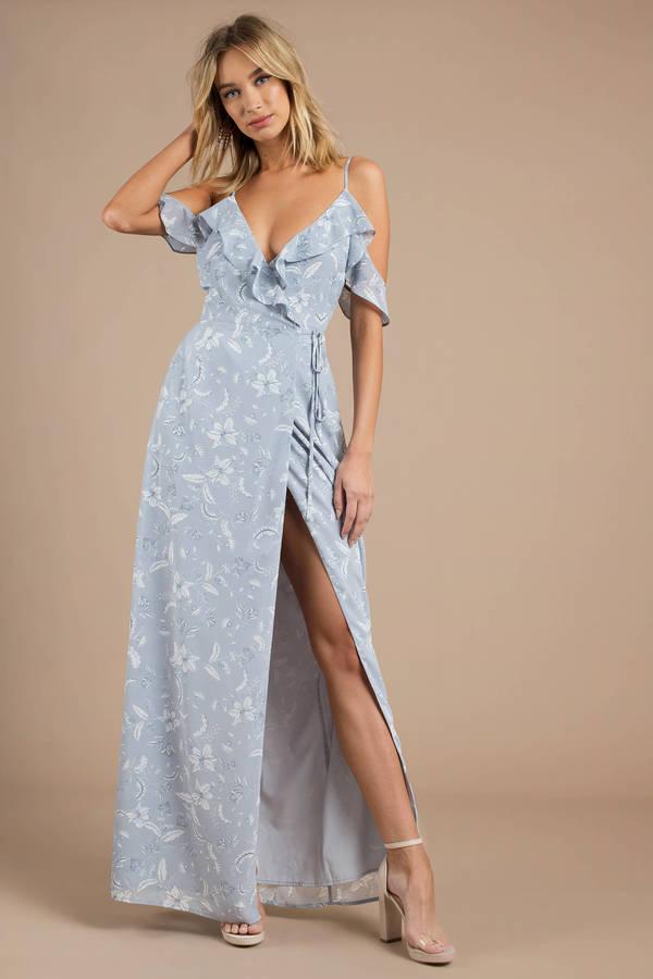 Travel Clothes TOBI Maxi Dress