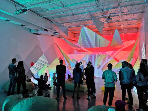 Secret Garden Launches an Explosive Immersive Pop-Up Museum
